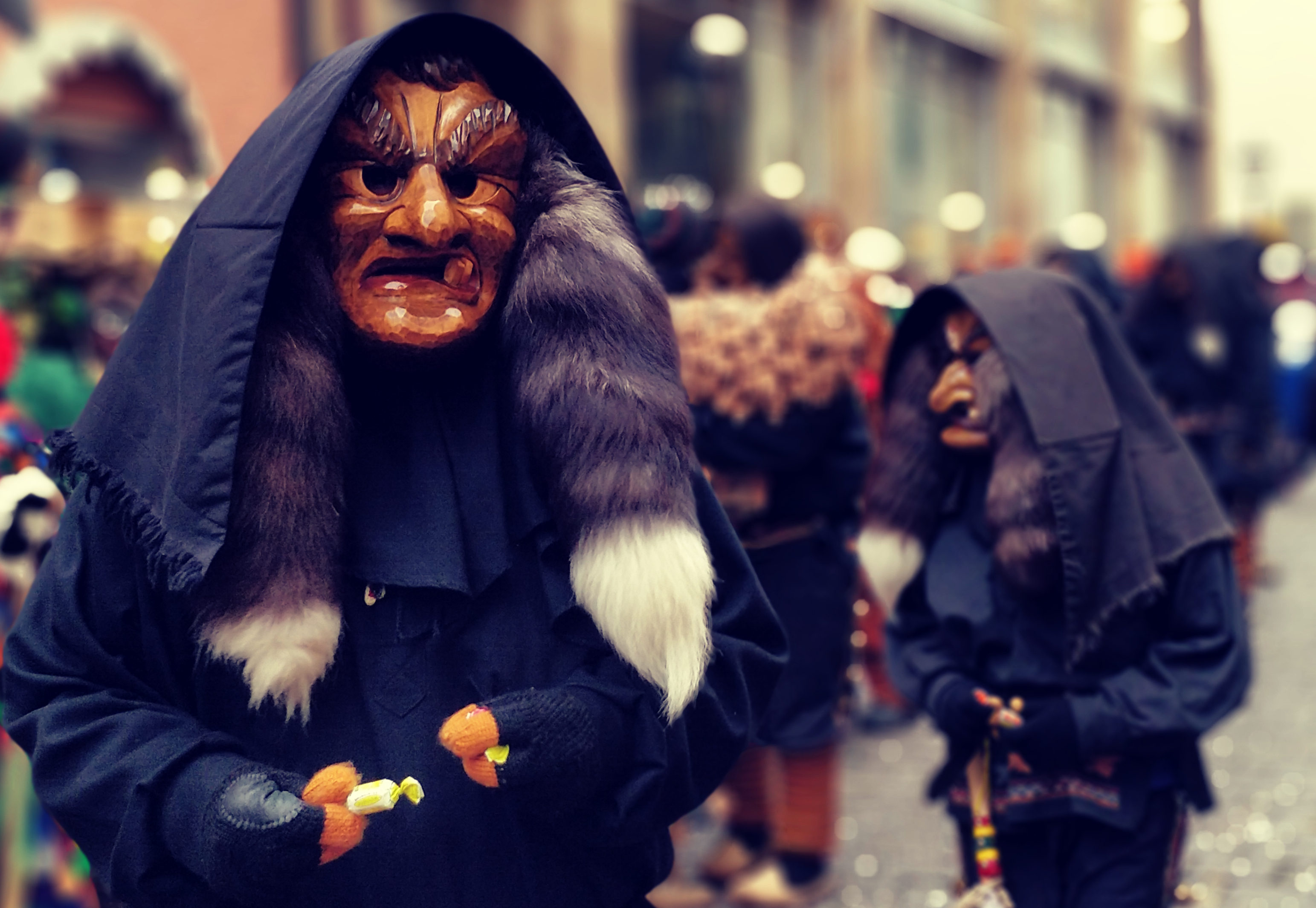 In Photos: Carnival in Constance