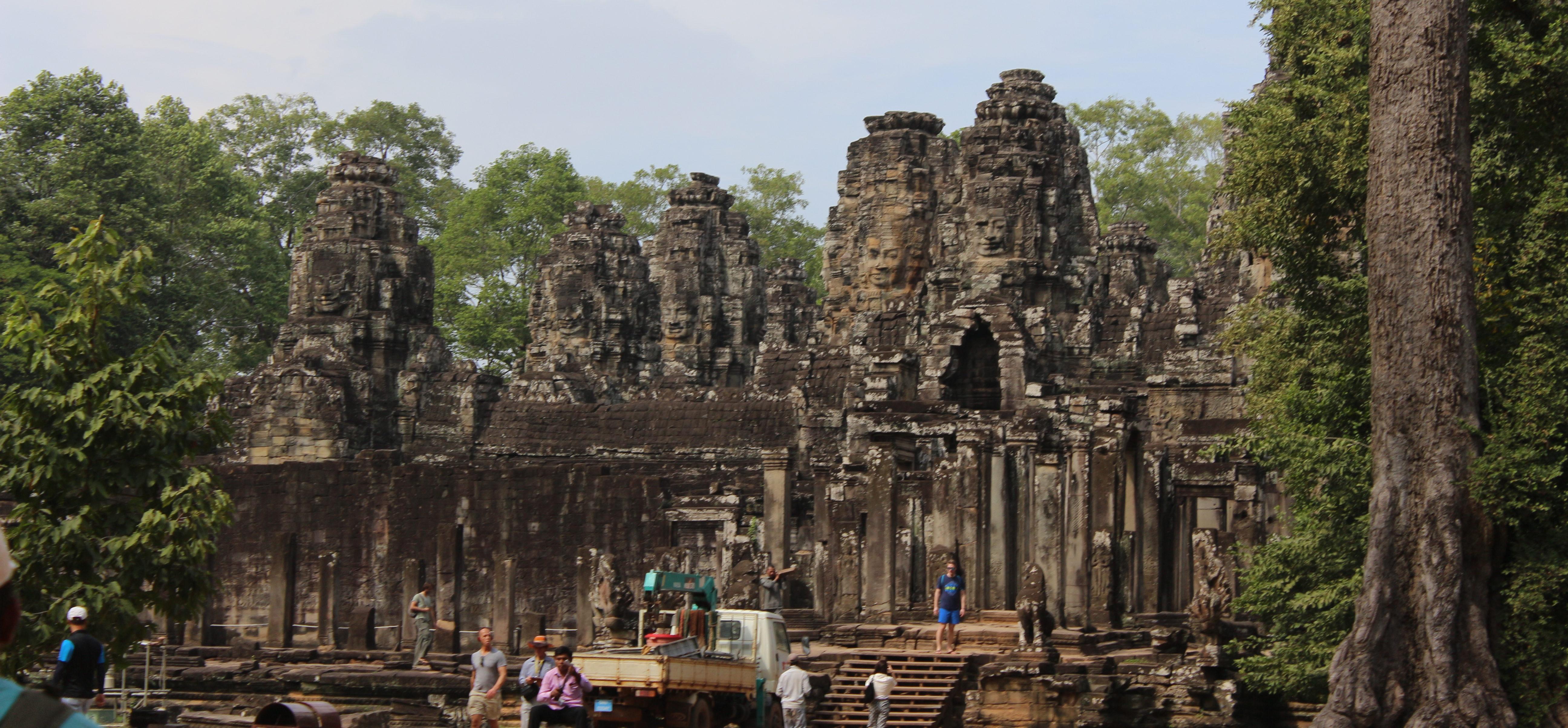 Cambodia: The Mystic's Dream