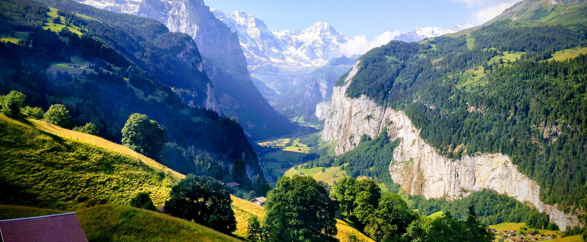 Switzerland: The Beating Heart of Europe