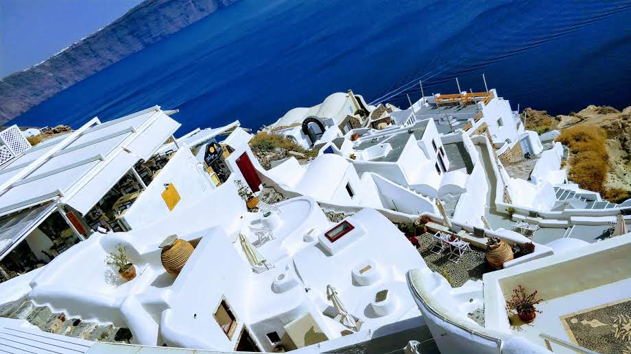 Santorini: The Seductive Island