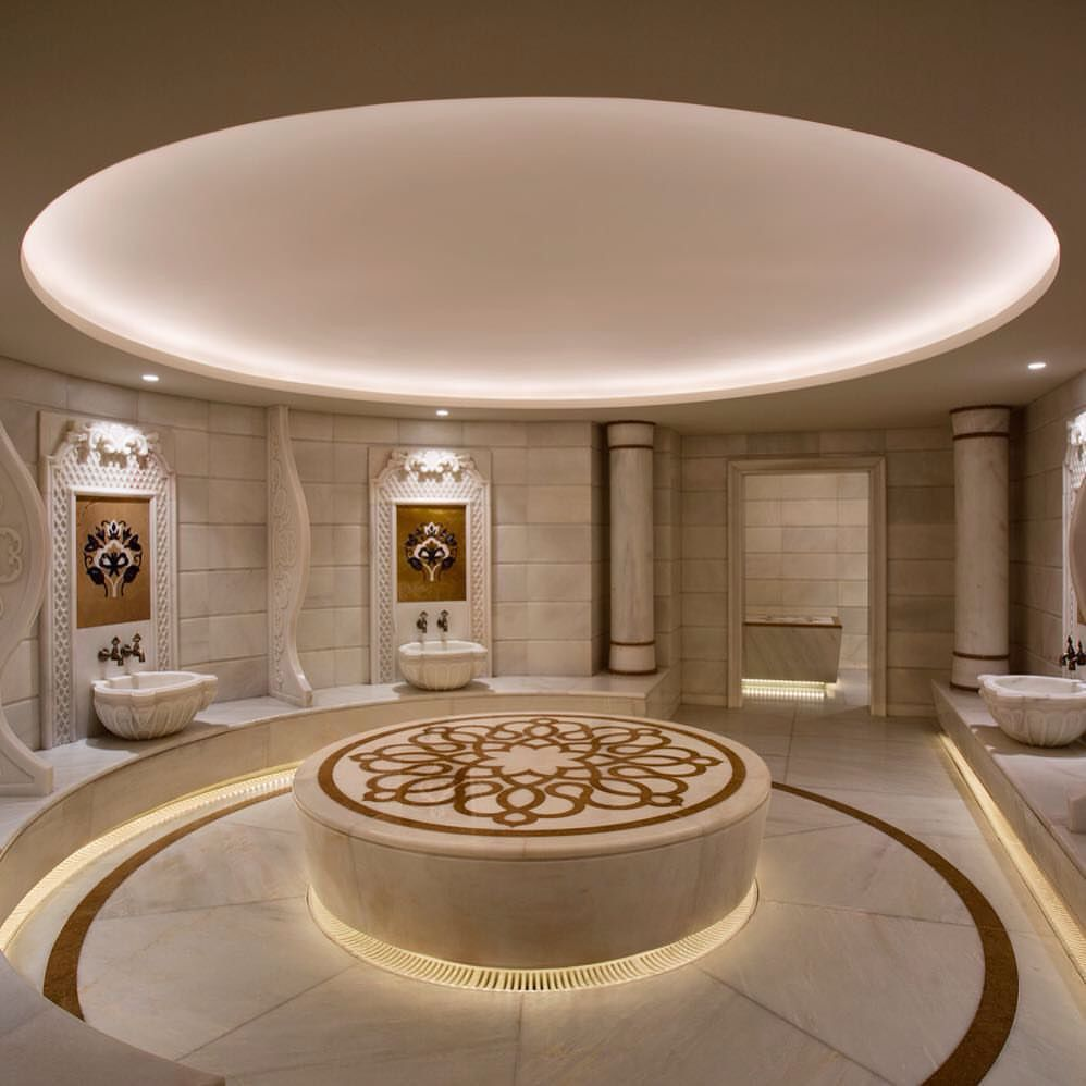 My First Experience of Hammam – A Traditional Turkish Bath